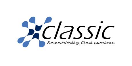 classic logo for vlog